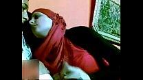 Sexy Hijab Blowjob