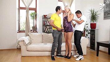 Mexicans double penetrate czech hottie teen!! ANAL Blanche Bradburry