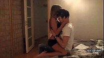 Amateur Teen Couple Great Sex