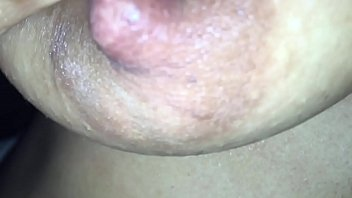 lovely nipples of my horny wife, enjoys cumming when played