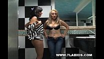 Kelen Arias And Sofia Caliente Colombians in lesbi scene
