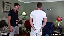 Young gays fucking and cumming