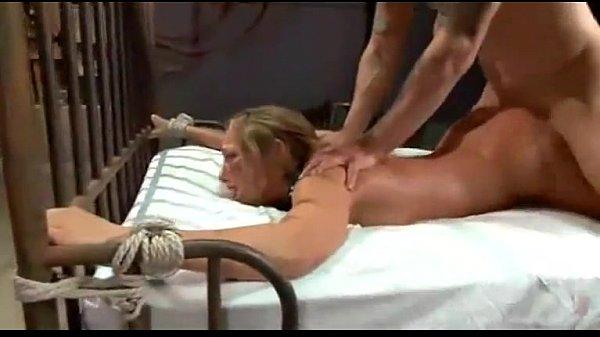 BDSM anal bound