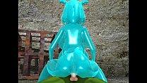 the paladin slime girl 2