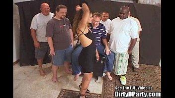 Princess of Equador Gang Banged In Tampa
