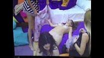 Marian Farjat b. y en Bolas Gran Hermano 2015 Argentina Part 2