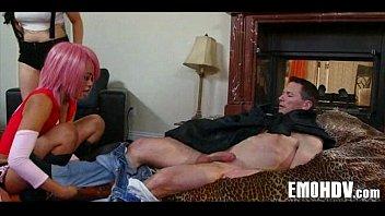 emo goth lesbos 246
