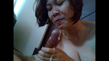 Indonesian Teen oral