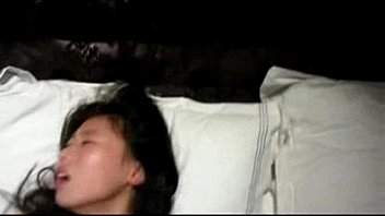 Pretty Chinese Student Threesome At The Hotel Episode 1