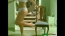 Brazilian Cutie Teasing Her Nice Ass