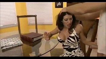 Leena Skye in STEP MOM BLACKMAILED INTO FUCKING SON
