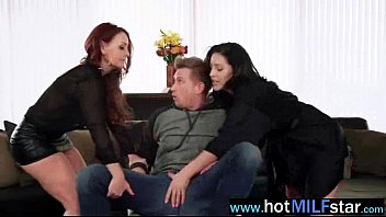 Hot Sex With Mature Lady Riding Big Cock clip-03