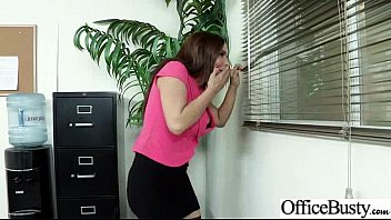 Big Tits Girl Love Exciting Hard Sex In Office movie-12