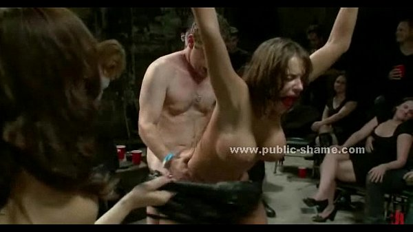 Whore to be an extreme sex slave