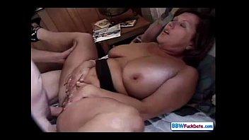 Exotic Redhead BBW Mature Wife