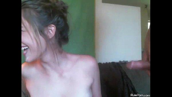 Sucking boyfreinds small dick