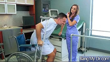 Hard Sex In Doctor Office With Horny Patient mov-21