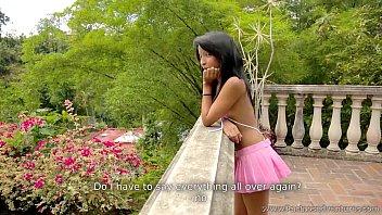 Pacinos Adventures - Hot latina Carol Lopez posing