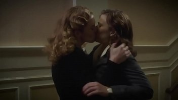 Hayley Atwell & Bridget Regan Lesbian Kiss In Agent Carter S01E06
