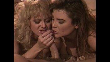April Rayne w Britt Morgan lesbian and threesome