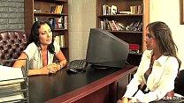 Lesbian Office Sluts With Carpri Cavani