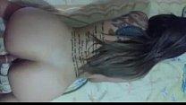 Tatuada Novinha Da Universidade Fodendo d.