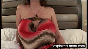 Big titty mature fucking black cock in Milf Interracial Video