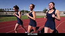 BFFS - Track Girls Fuck Each Other After Practice