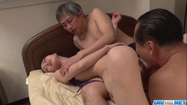 Misaki Yoshimura really loves fucking in threesome