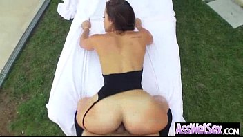 Intercorse On Cam And Nailed In Ass With Big Butt Oiled Girl (kelsi monroe) movie-15