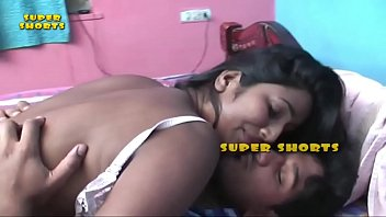 bgrade indian babe Swathi gets her boobs pressed.