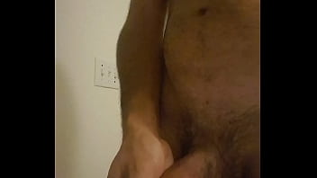 Uncut masturbation 1
