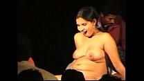 గుడ్డల్లేకుండా గంతులు  , Naked Stage Dance in andhra   india
