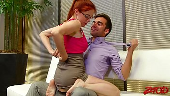 Redhead Teen Penny Pax Likes It In The Ass