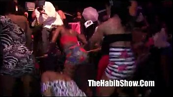 Club Diversity females getting down twerking there booty