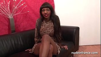 Anal Casting Couch of Big Boobed French Chick
