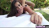 Anal Sex With Huge Butt Oiled Girl (kelsi monroe) mov-13