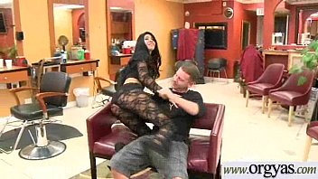 Nasty Girl (Esmi Lee&Monica Rise) For Money Agree To Bang Hardcore On Cam clip-19