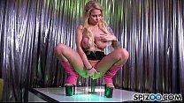 Daisy Monroe Stripper Dance