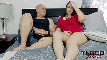 MILF Madisin Lee Fucks Stepson in Mom's Smelly Pussy