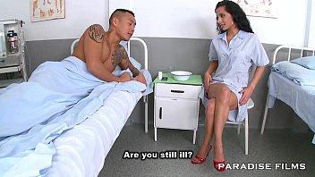 Nurse Feet Fetish at the Hospital