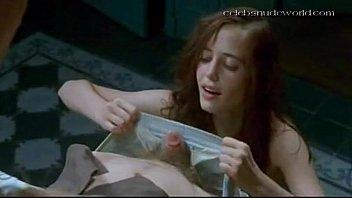 Eva Green Topless Blowjob Scene