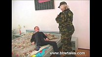 bbw blonde mature with young boy