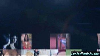 Lez Girls (leigh&samantha) Get Sex Toys Punish Each Other video-25