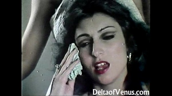 Retro Porn 1970s - Hairy Vintage French Teen