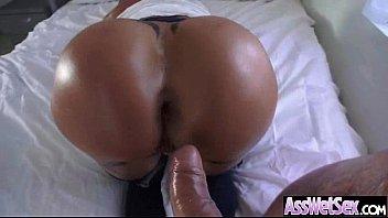 (jewels jade) Big Round Wet Ass Girl Love Anal Intercorse video-12