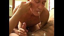Grandpa's bisexual fun with y. couple