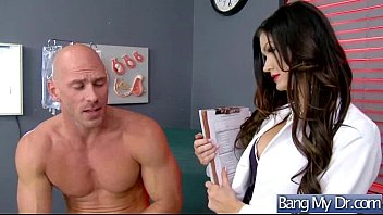 Sex Adventure With (kendall karson) Hot Patient And Dirty Mind Doctor clip-17