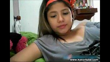 18 yo Chubby Asian Teen finger on cam - www.pinayscandals.net