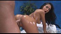 Massage sex clip scene